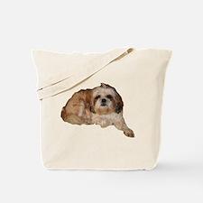 Unique Shih tzu art Tote Bag