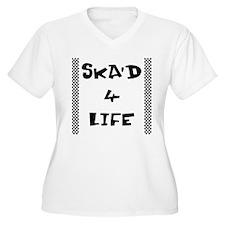Ska'd 4 Life T-Shirt