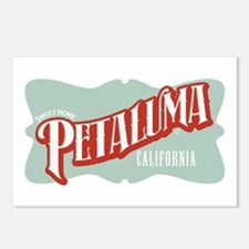 Sweet Home Petaluma Postcards (Package of 8)