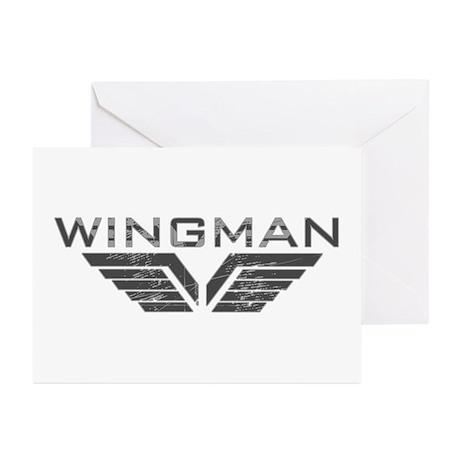 Wingman Greeting Cards (Pk of 20)