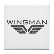 Wingman Tile Coaster