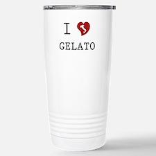 I Love Gelato Travel Mug
