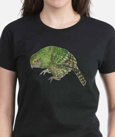 Kakapo Women's Dark T-Shirt