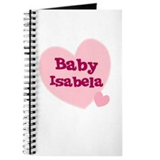 Baby Isabela Journal