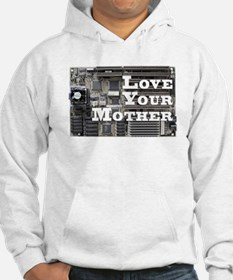 Love Your Mother (board) Hoodie