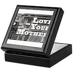 Love Your Mother (board) Keepsake Box