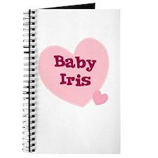 Baby Iris Journal