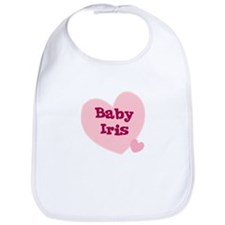 Baby Iris Bib