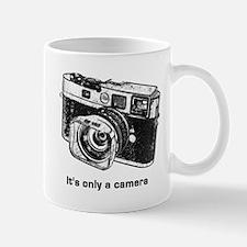 only_a_camera_logo_final Mugs