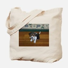 Furry kids Tote Bag