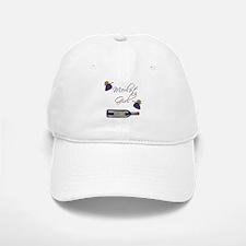Merlot Girl Baseball Baseball Cap
