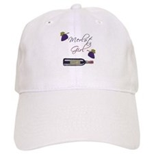Merlot Girl Baseball Cap