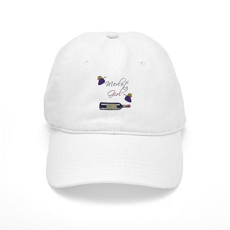 Merlot Girl Cap