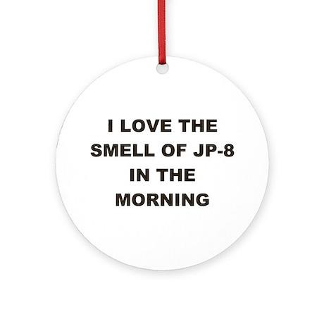 JP-8 Ornament (Round)
