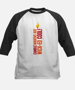 Candle Makers Are Wick-ed Cool Kids Baseball Jerse