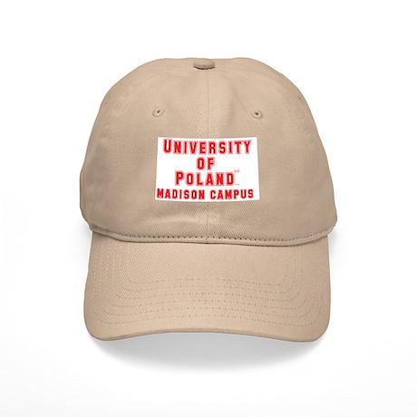 University of Poland - Madison Campus Cap