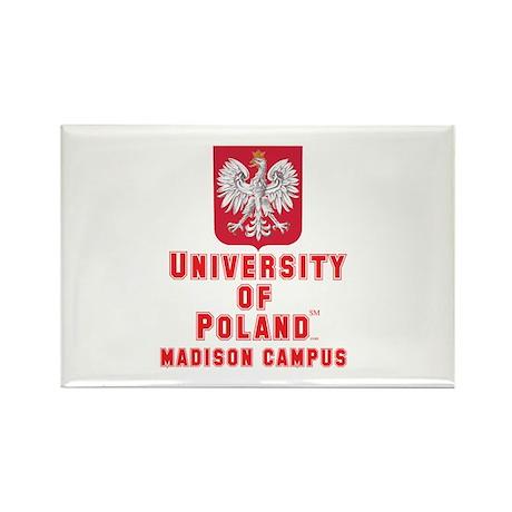 University of Poland - Madison Campus Rectangle Ma