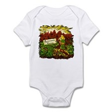 Government Cheese Infant Bodysuit