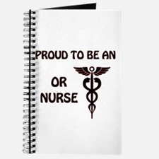 Cute Operating room Journal