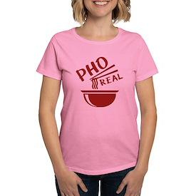 Pho Real Women's Dark T-Shirt