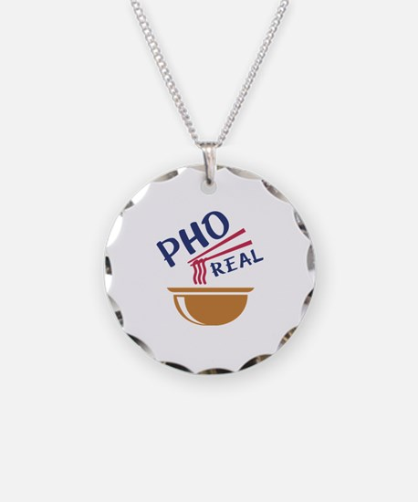 Pho Real Necklace