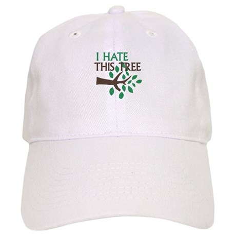 I Hate This Tree Cap