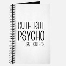 Cute But Psycho Journal