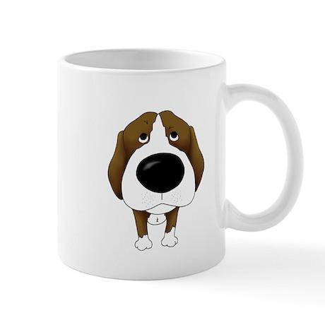 Big Nose Beagle Mug