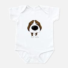 Big Nose Beagle Infant Bodysuit