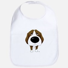 Big Nose Beagle Bib
