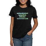 Glechik Cafe Women's Dark T-Shirt
