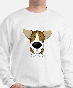 Big Nose Corgi Sweater