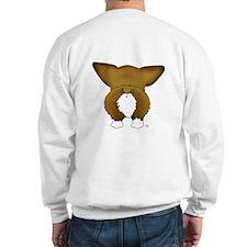 Big Nose Corgi Sweatshirt