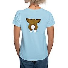 Big Nose Corgi T-Shirt