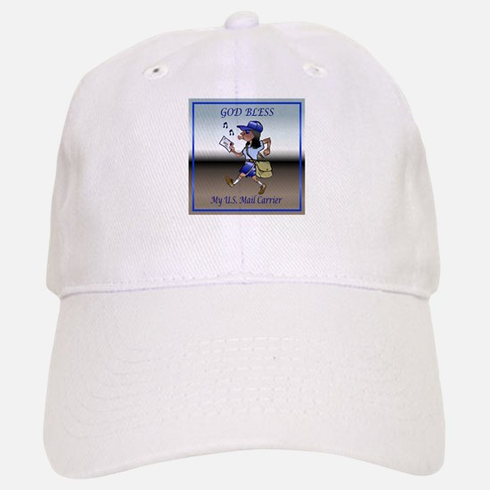 Mail Carrier Baseball Baseball Cap