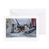 Sailing Greeting Cards (10 Pack)