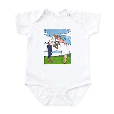 In Love 2 Infant Bodysuit
