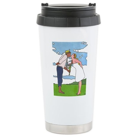 In Love 2 Stainless Steel Travel Mug