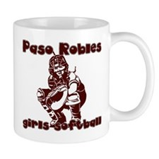 PASO ROBLES GIRLS SOFTBALL (3 Mug