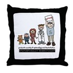GSEB Throw Pillow