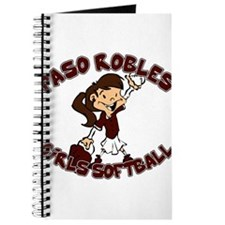 PASO ROBLES GIRLS SOFTBALL (6 Journal
