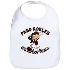 PASO ROBLES GIRLS SOFTBALL (6 Bib
