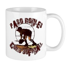 PASO ROBLES GIRLS SOFTBALL (7 Mug
