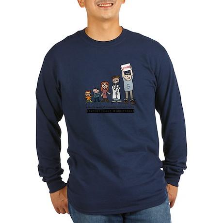 GSEB Long Sleeve Dark T-Shirt