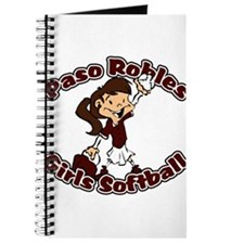 PASO ROBLES GIRLS SOFTBALL (8 Journal