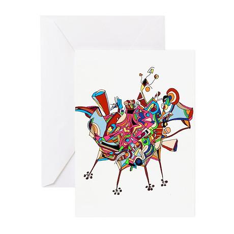 Don Quixote Greeting Cards (Pk of 10)