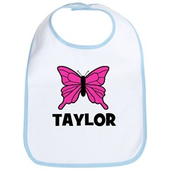 Butterfly - Taylor Bib