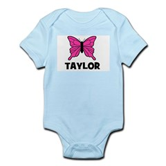 Butterfly - Taylor Infant Creeper