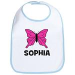 Butterfly - Sophia Bib