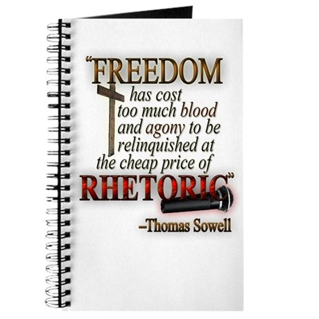 """""""Freedom for Rhetoric"""" Journal"""